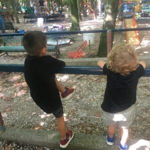 Parco Giochi Ai Pioppi: divertirsi con i bambini come una volta