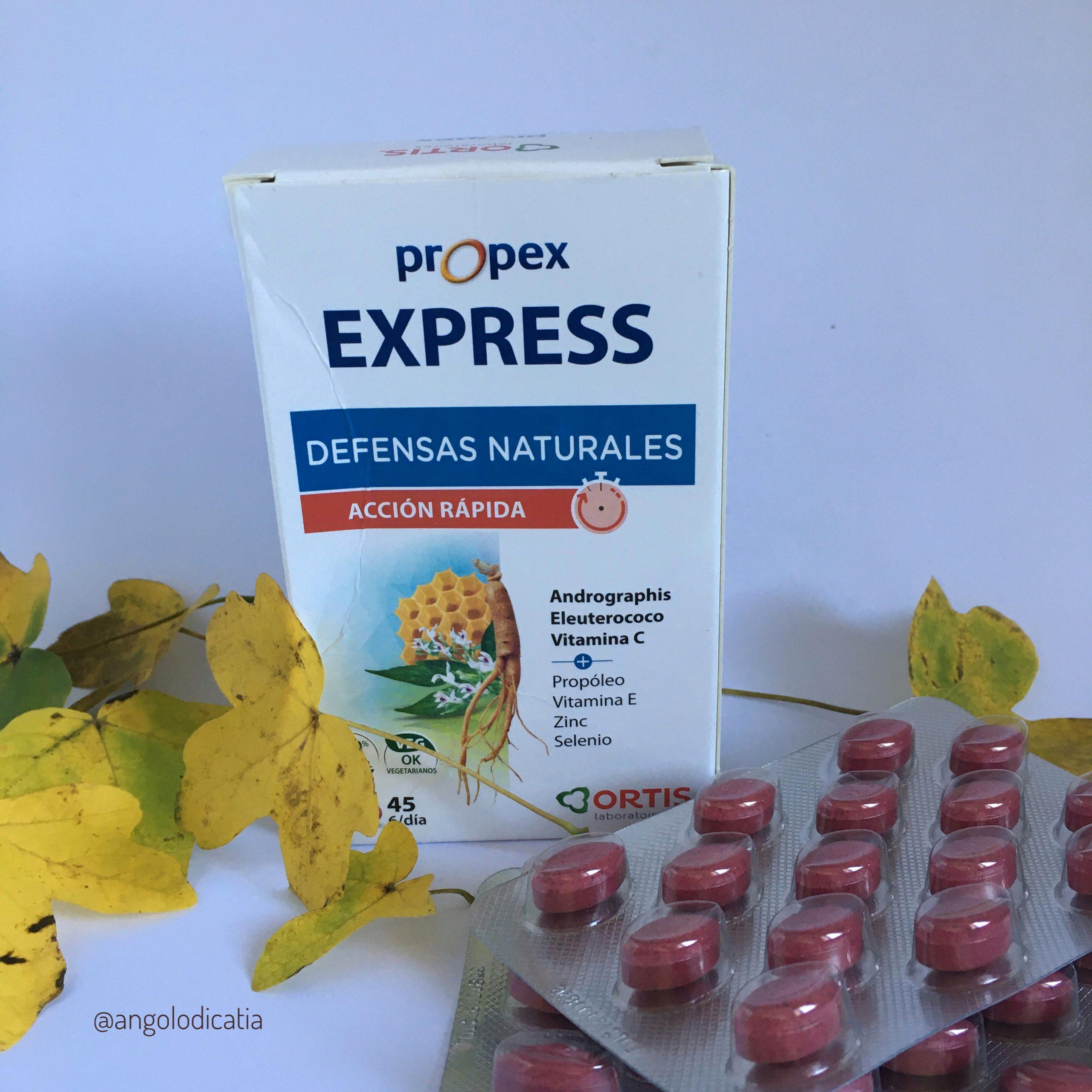 Propex Express – Ortis -aiutiamo le nostre difese immunitarie