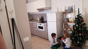 La Tana del Riccio – Family Suite