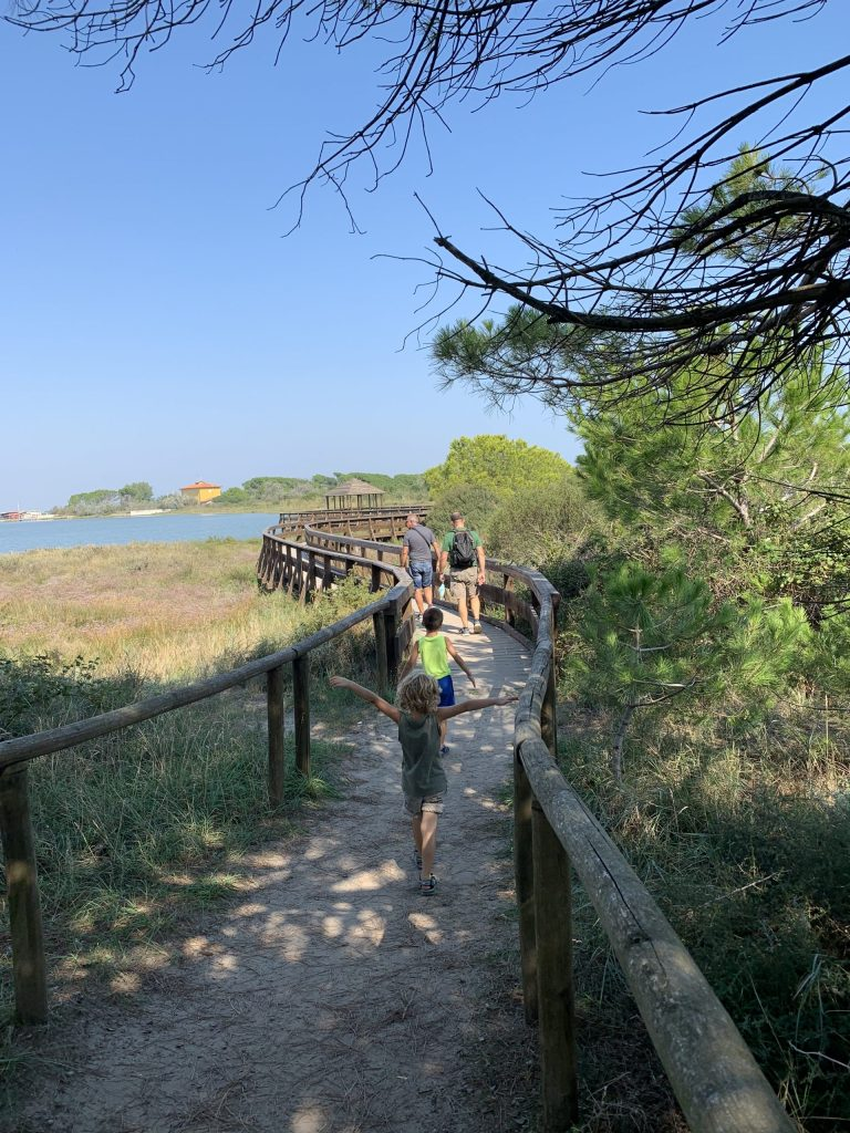 Giardino Botanico di Porto Caleri – immersi nella natura con i bambini