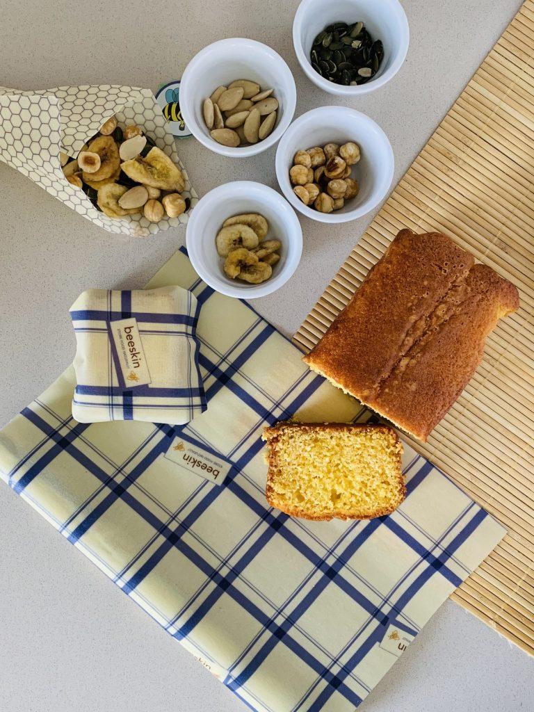 Read more about the article Beeskin – Pellicole per alimenti a Base di Cera D'Api