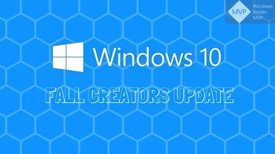 GUIDA E RISOLUZIONE PROBLEMI 1 - Windows 10 Fall Creators Update: dopo aver aggiornato le app spariscono