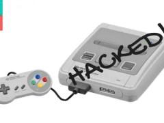 HACKED - Super Nintendo MINI hackerata: i dettagli