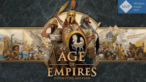 Untitled design 16 - Age of Empires: Definitive Edition è stato ufficialmente rilasciato