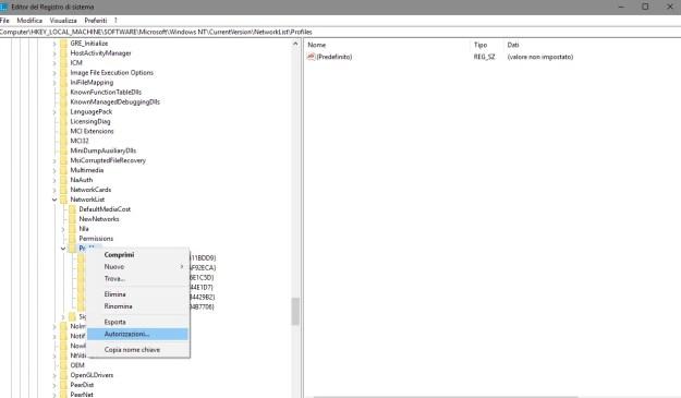autorizzazioni store 1 - Come risolvere i problemi del Windows Store in Windows 10 (aggiornato)