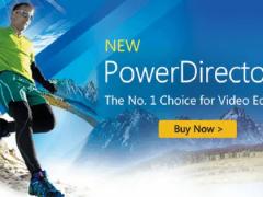 GiveawayPD15LE - PowerDirector 15 gratuito per poche ore