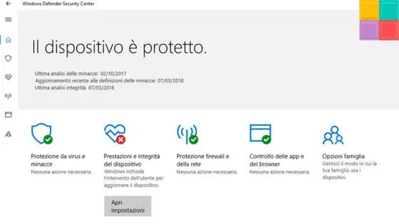 config wdsc - Come configurare correttamente la protezione ransomware in Windows Defender