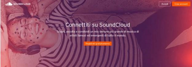 souncloud01 - Spotify: ecco le migliori alternative gratuite