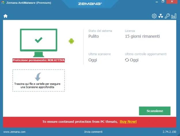 zemana01 1 - Zemana Anti-Malware: Recensione e sconto del 30%