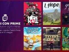 Twitch - Twitch Prime di maggio svelato