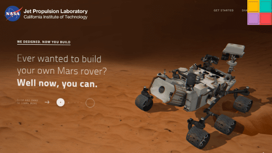 nasarover - Come costruire il rover della NASA con Rasberry PI