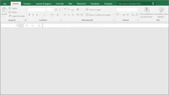excel01 1 - FIX: Excel non apre i file e mostra un file vuoto