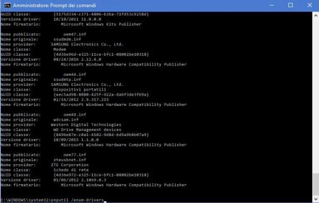 pnpenum - FIX: Nessun dispositivo audio dopo aggiornamento di Windows 10 (aggiornato)