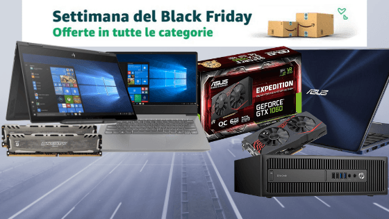 bfamaz cover - Black Friday Amazon: Schede Video, Notebook e molto altro