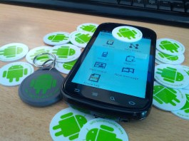 android nfc tags