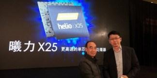 helio x25