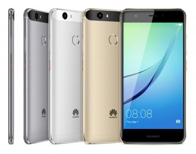 Το Huawei Nova βασίζεται αρκετά στο Design του Nexus 6p