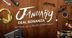 Gearbest Bonanza january