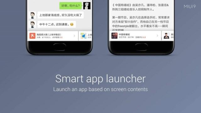 Smart Launcher Xiaomi
