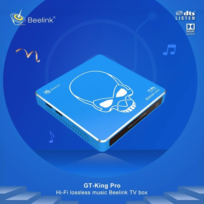 Beelink GT-King Pro TV Box Android