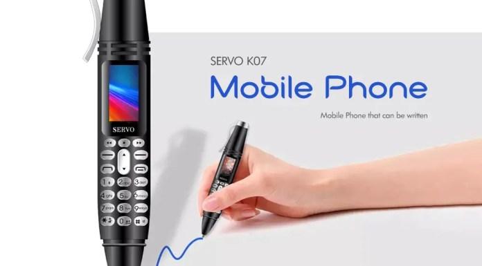 Servo K07 Mobile pen