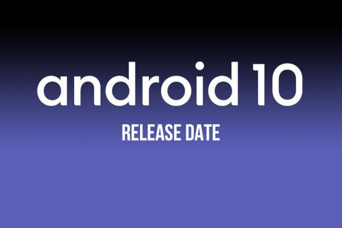 Android-10-release-date-confirme