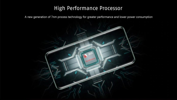 Lenovo Z6 Pro SoC