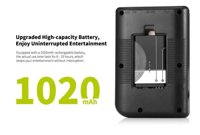 Ragebee 500in1 battery