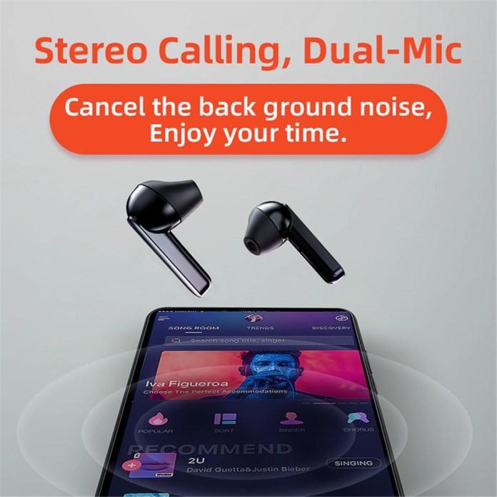 Xiaomi QCYT T3 dual mic