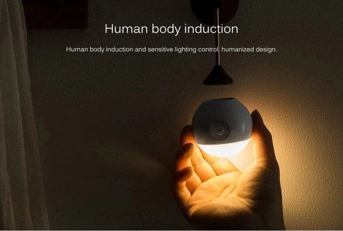 Induction Lamp Night Light from Xiaomi youpin magnetic base