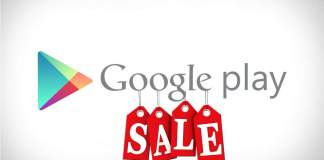Google-Play-sale