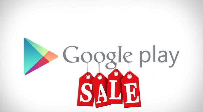 Google-Play-sale
