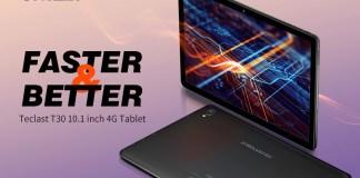 Teclast T30 4G Tablet 10.1-inch