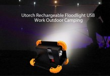 Utorch W1 COB Floodlight