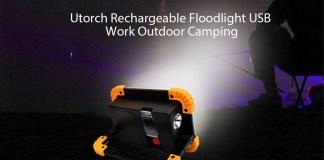 Utorch W1 COB Floodlight