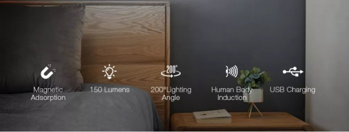digoo DG GYDD induction led features