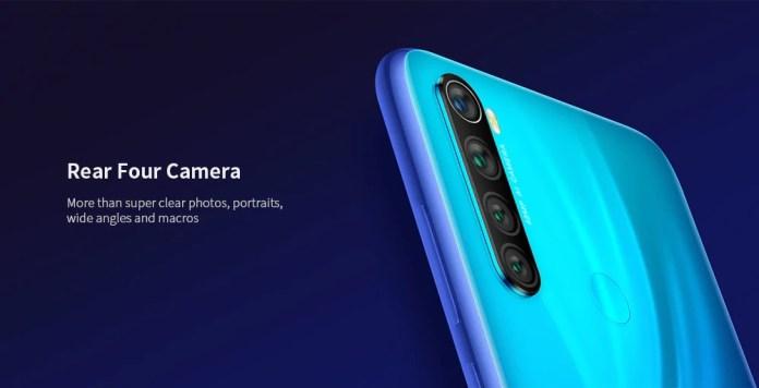 redmi note 8 gearbest offer camera