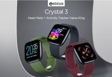 zeblaze crystal 3