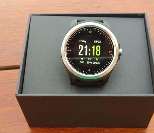 Kingwear KW05 Smartwatch Review
