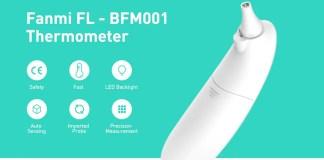 Fanmi FL - BFM001 της Xiaomi infrared θερμομετρο