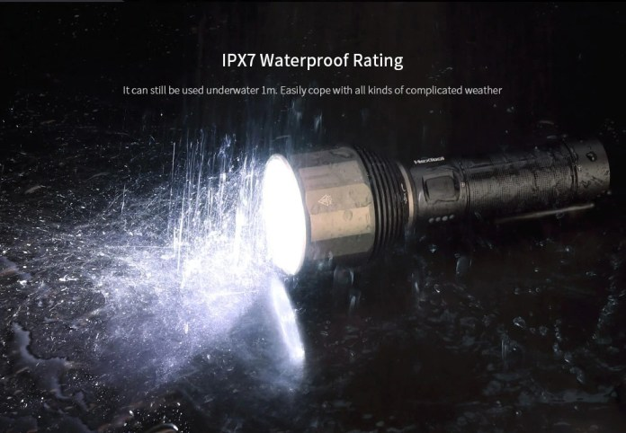 xiaomi nextool flashlight ipx7