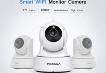 INQMEGA Cloud HD IP Camera