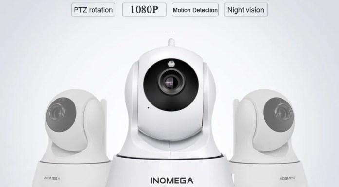 INQMEGA Cloud HD IP Camera