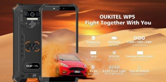 OUKITEL WP5 4G