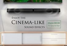 Alfawise XBR-08S Hi-Fi Soundbar