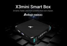 Eachlink X3mini S905X3 4G-32G TV Box