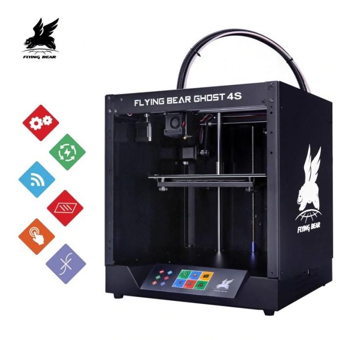 Flying Bear Ghost 4S 3D Printer