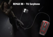 REMAX RB - T12 In-ear Bluetooth 4.0 ακουστικό 1