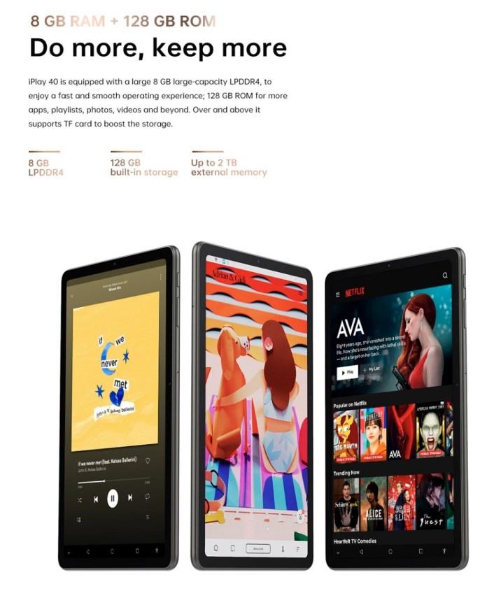 Alldocube iPlay 40 8-128GB 5