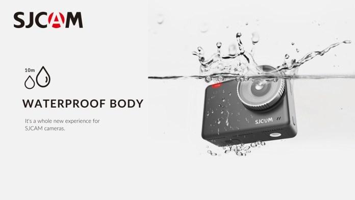 SJcam S10X Action Camera
